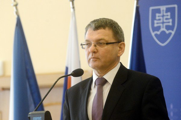 Minister zahraničných vecí Českej republiky Lubomír Zaorálek.