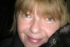 Mária Kostovčíková. Svoje fotky nepovažuje za pekné, ani dokonalé.