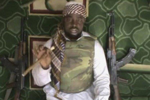 Vodca nigérijskej extrémistickej islamistickej sekty Abubakar Shekau.