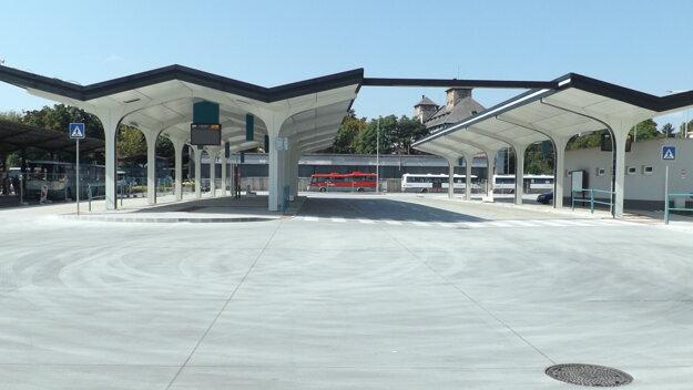 Zrekonštruovaná časť stanice je už niekoľko týždňov skolaudovaná, nedostatky zistili až dodatočne.