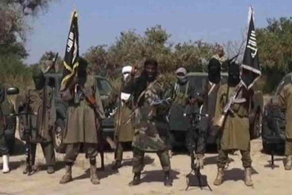 Členovia Boko Haram.