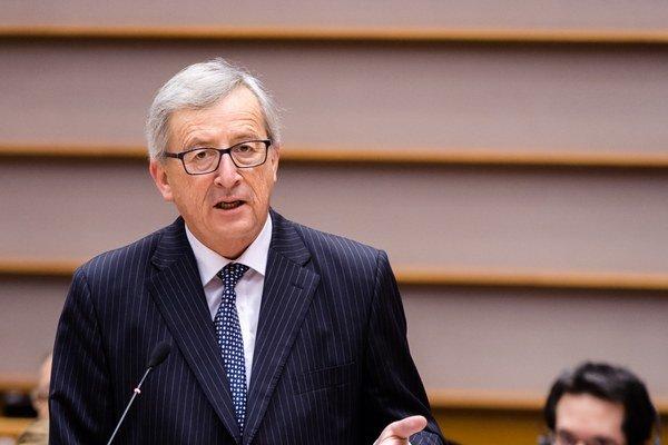 Nápad Jeana-Clauda Junckera sa nepozdáva napríklad Britom.