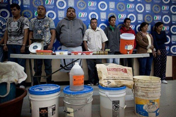 Vojna proti drogovým kartelom pokračuje.