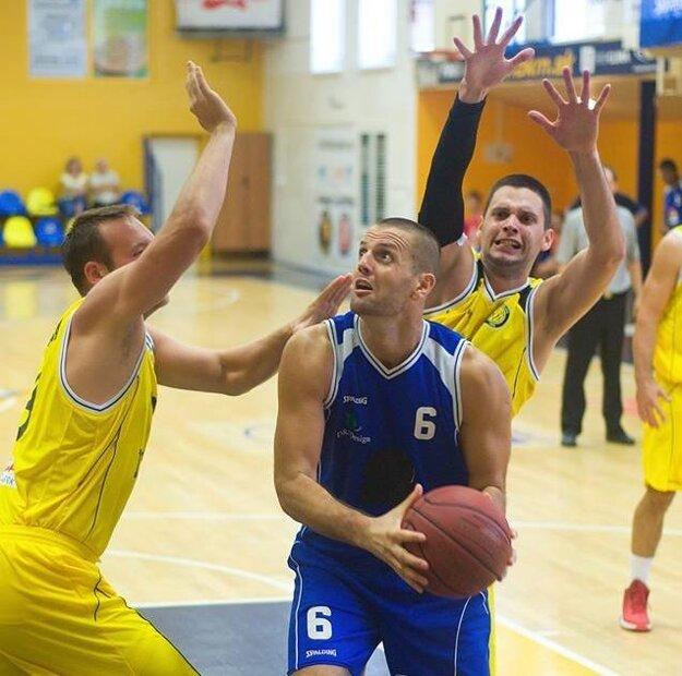 Aco Mandić v akcii.
