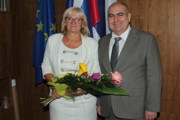 1. septembra sa na základe uznesenia vlády SR stala novou prednostkou Okresného úradu Skalica Viera Kučerová.