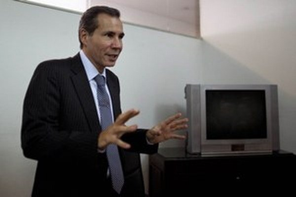 Zosnulý argenstínsky prokurátor Albert Nisman.