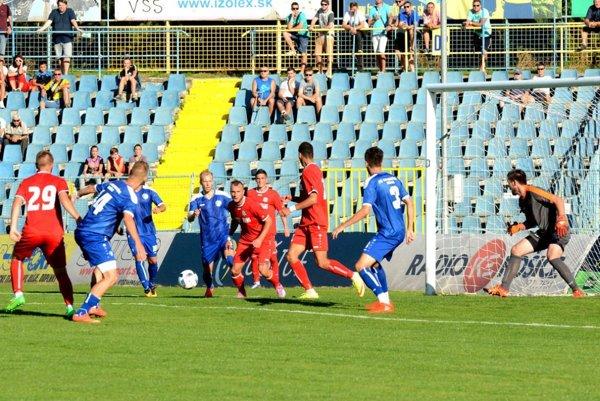 Dobrá správa pre futbalových priaznivcov. Za druholigovým futbalom už nebudú musieť cestovať mimo Košíc.