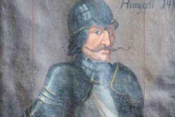 Portrét kapitána Pongráca II.