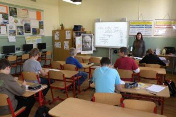 Výsledky vo vzdelávaní sú podľa vedenia mesta v prievidzských školách rovnako dobré.