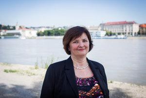 Pavla Pekárová sa na Hydrologickom ústave SAV venuje aj historickej hydrológii.