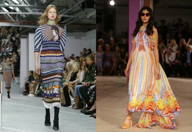 Mary Katrantzou, Temperley