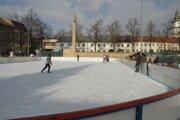 Klzisko v centre Prievidze bude aj počas najbližšej zimy.