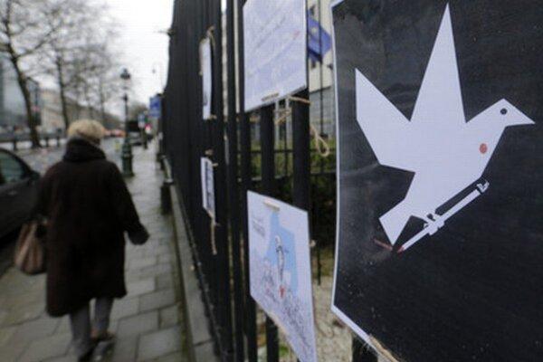 V Belgicku mysli na Charlie Hebdo.
