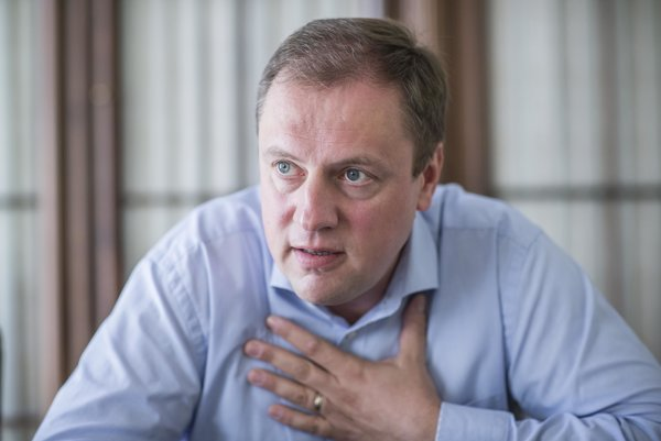 Radoslav Števčík.