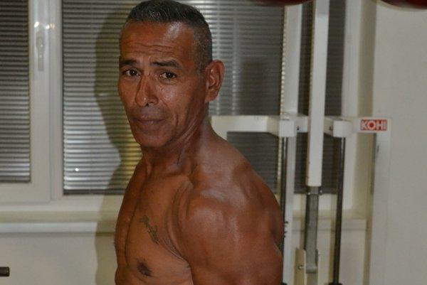 Adam Cibuľa takmer rok neposilňoval a napriek tomu je v skvelej forme.