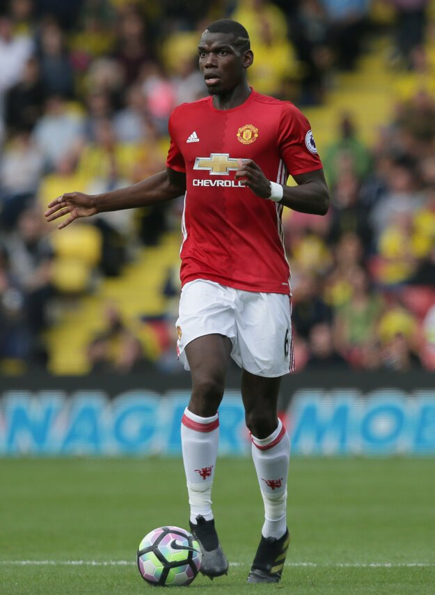Paul Pogba sa strelecky presadili premiérovo v drese United.