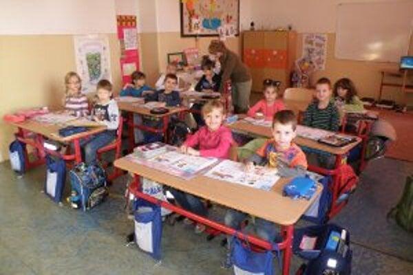 Hrozba zatvorenia visí aj nad Základnou školou na Mariánskej ulici v Prievidzi.
