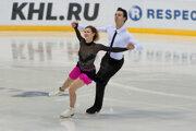 Lukáš Csölley má novú tanečnú partnerku - Luciu Myslivečkovú.