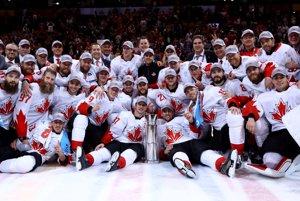 Kanada oslavuje triumf vo Svetovom pohári.