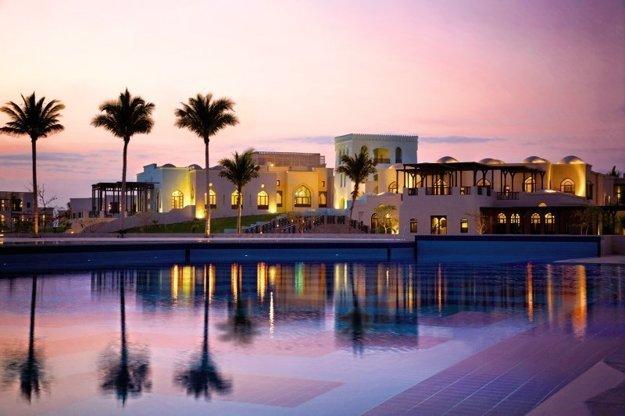 Salalah Rotana Resort(5*), Omán