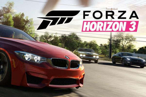Forza Horizon 3.