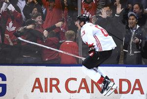 Jedným z najdôležitejších momentov bol rozhodujúci gól Brada Marchanda v druhom finálovom zápase, ktorý odštartoval oslavy kanadských hokejistov.