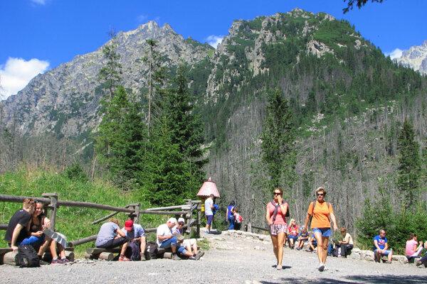 Tatranci hodnotia letnú sezónu ako výbornú.