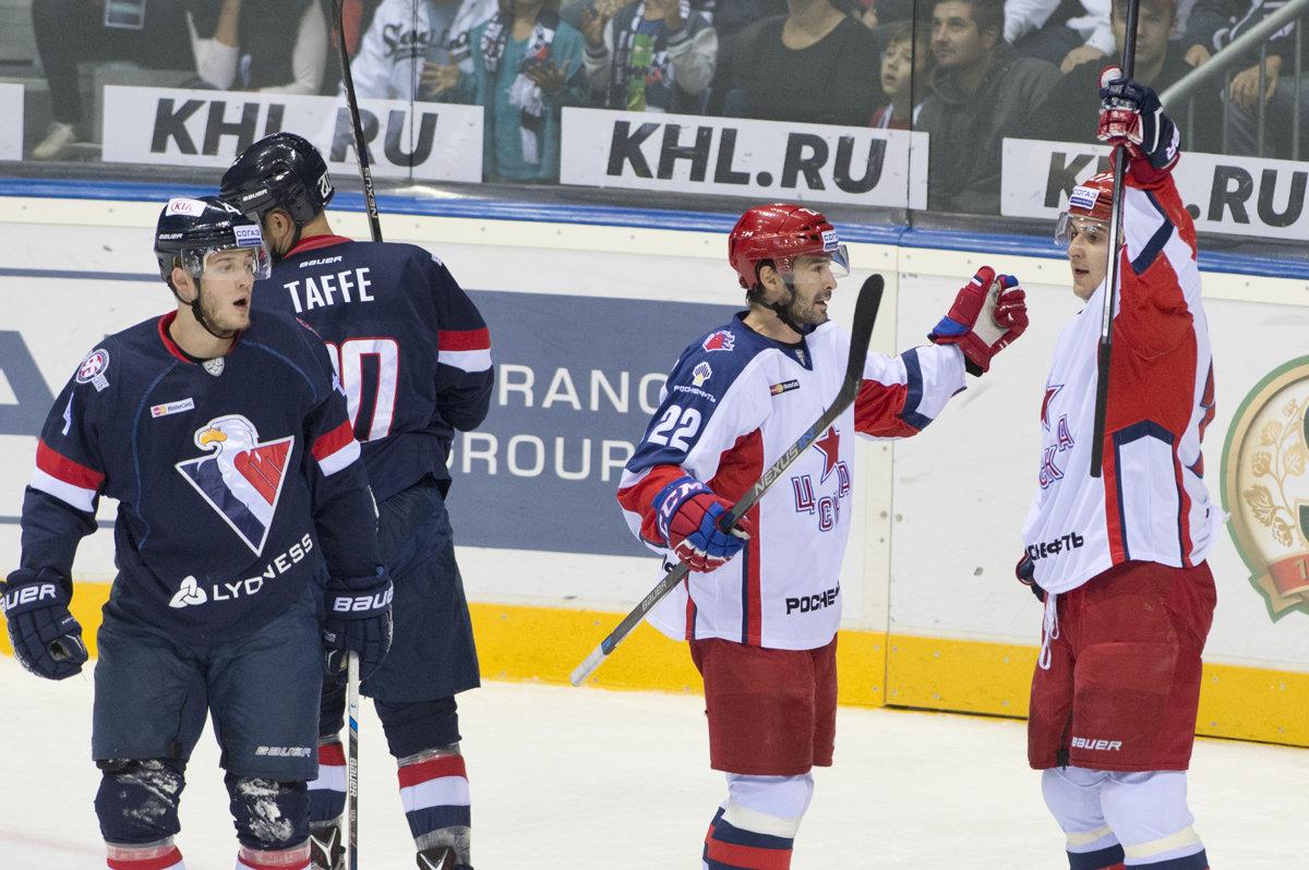 ONLINE prenos - KHL  HC Slovan Bratislava - CSKA Moskva - sport.sme.sk 6f56eb1de27