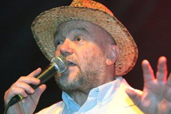 Peter Lipa vystúpi v Bojniciach 24. septembra.