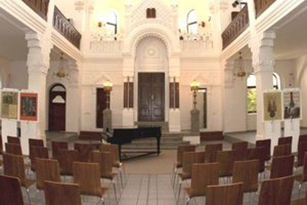 Knihu budú prezentovať v synagóge.