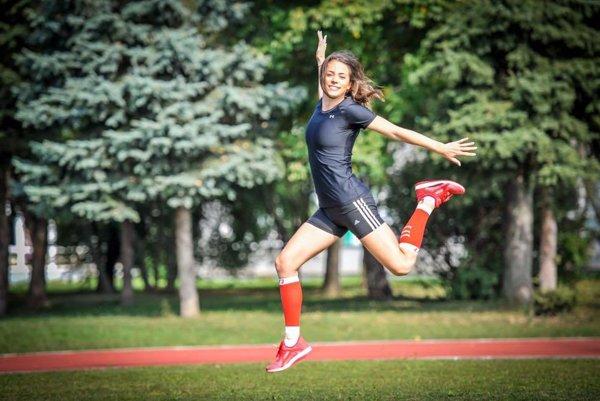 Šport miluje. S behom neplánuje prestať ani po maratónskom trápení.