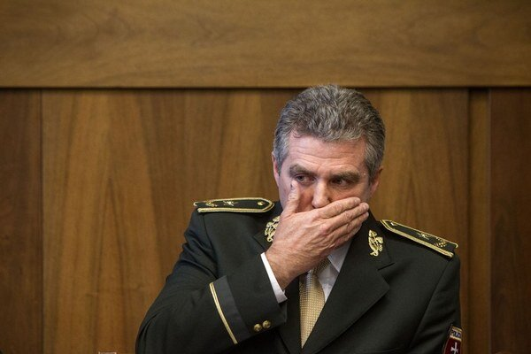 Policajný prezident Tibor Gašpar zatiaľ s novovznikajúcimi odbormi nerokoval.