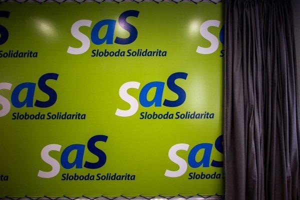 Strana Sloboda a Solidarita by podľa prieskumu skončila so štyrmi percentami hlasov.