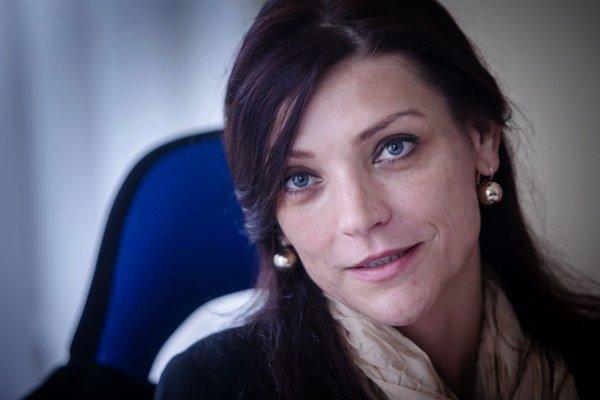Mária Domčeková