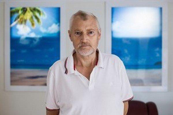 Jurajovi Pollákovi lekári diagnostikovali osteomyelofibrózu, ochorenie kostnej drene.