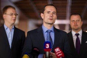 Lídri strany Sieť.