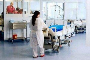 Nový urgentný príjem v košickej nemocnici.