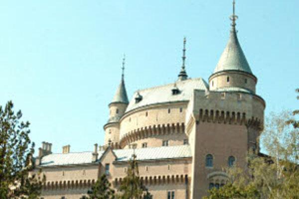 Na zámku sa cez víkend bude konať multimediálne predstavenie tanečnej skupiny Mimikry.