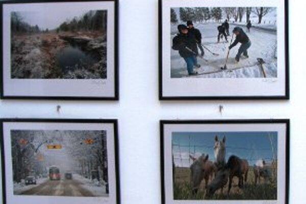 V Regionáolnom kultprnom centre v Prievidzi je prístupná výstava fotografií Ondreja Miháľa Moja Kanada.