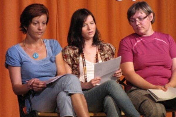 Na podujatí sa stretli záujemcovia o literárnu tvorbu.