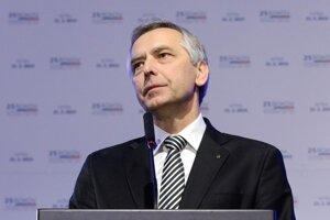 Na snímke predseda KDH Ján Figeľ.