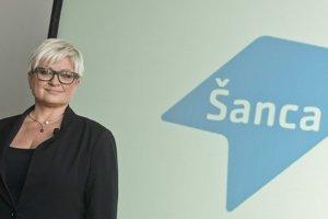 Predsedníčkou strany Šanca sa stala Eva Babitzová.
