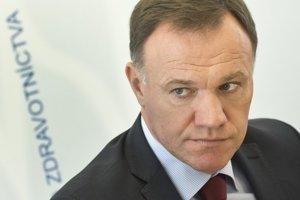 Na snímke minister zdravotníctva Viliam Čislák.