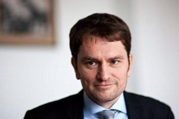 Predseda OĽaNO Igor Matovič.