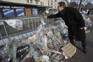 Pred mesiacom terorista Amédy Coulibaly zabil  pri teroristickom útoku v Paríži štyroch ľudí.
