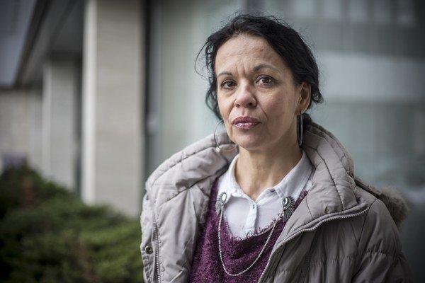Sociologička Barbora Holubová je autorkou správ o stave násilia páchaného na ženách.