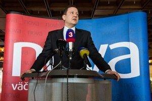Predseda hnutia Nova Daniel Lipšic.