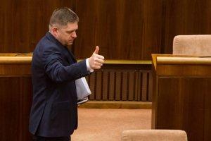 Premiér Robert Fico zákon presadzoval ako účinný nástroj v boji proti korupcii.