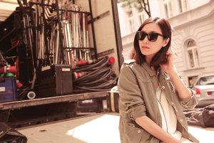 Režisérka Xu Jinglei