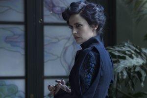 Hlavnú úlohu vo filme Domov pre neobyčajné deti slečny Peregrinovej má Eva Green.